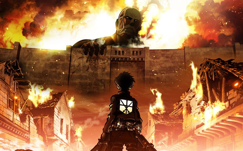 Attack on Titan English Dub