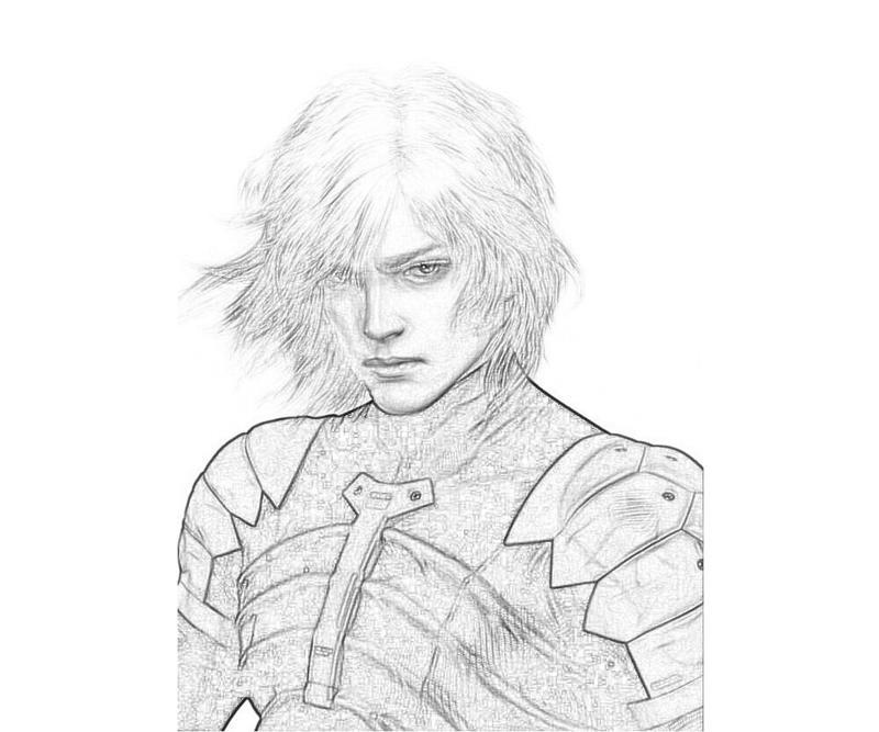 printable-metal-gear-solid-raiden-characters_coloring-pages