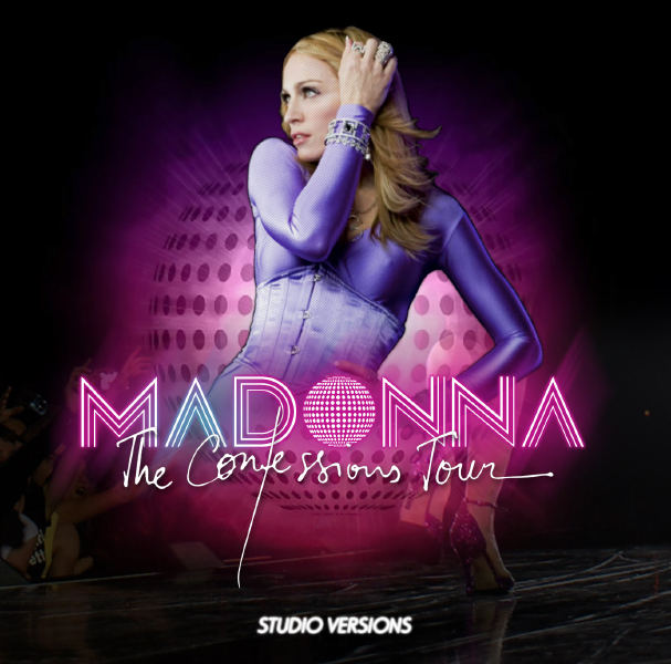 The Confessions Tour Studio Versions