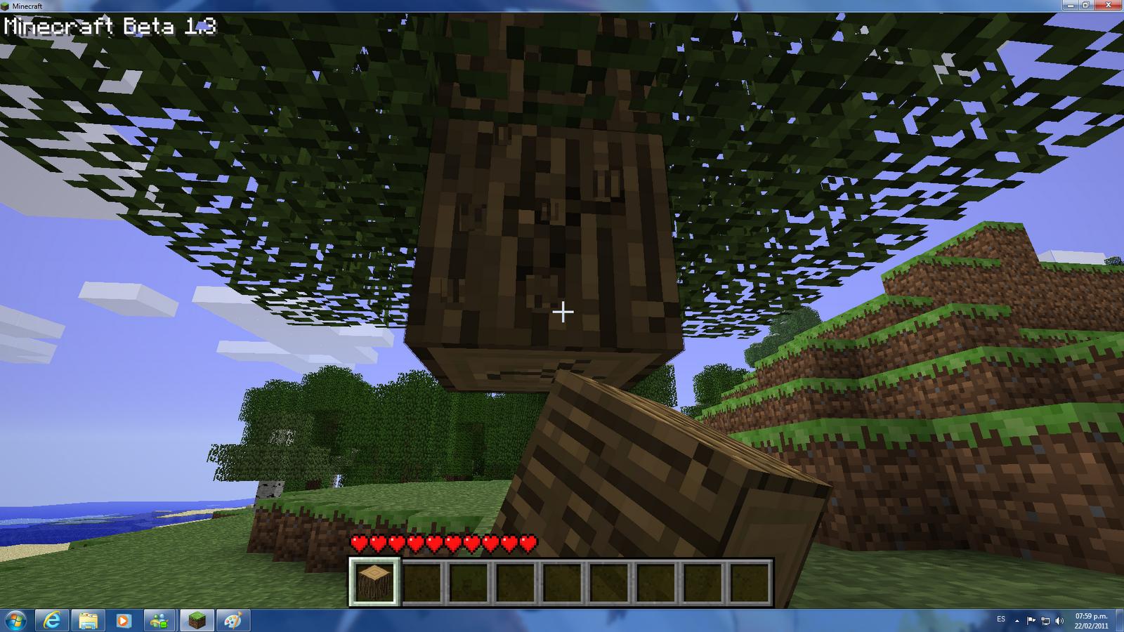 Cuanto se puede hacer en un mundo pixelado? Minecraft+3