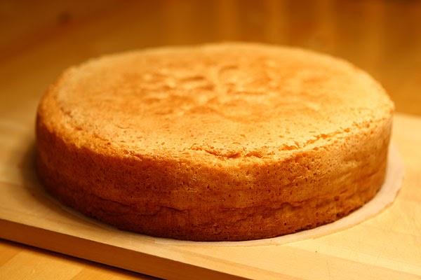 göra tårta dagen innan