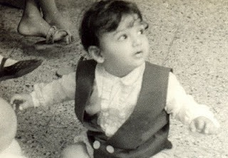 John Abraham Childhood Pictures
