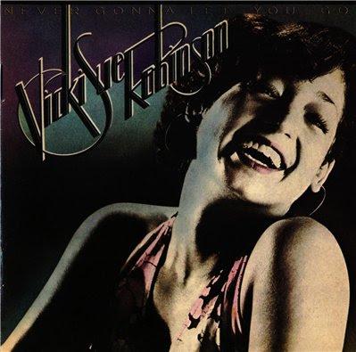 VICKI SUE ROBINSON – (1976) NEVER GONNA LET YOU GO