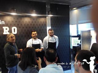 V Xuntanza de Bloggers gastronómicos en Pontevedra