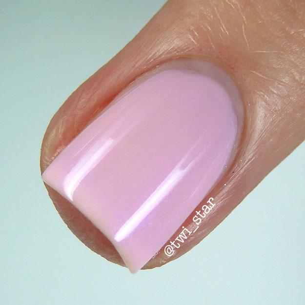 She Nail Polish Passionate Pink polish swatch