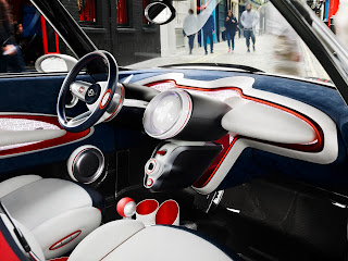 Mini reanimates Rocketman concept for London Olympics, is it reconsidering production?