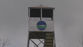 Fire Tower Reopens at Thompson Park Zoo
