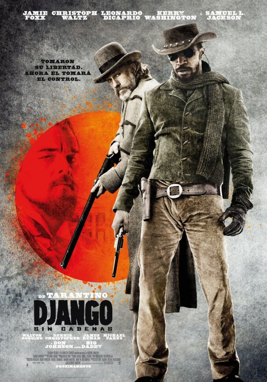 9aa60fece75 Dave s Movie Site  Movie Review  Django Unchained