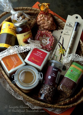how to choose gifts for Diwali and other festivals | 10 healthy gifting choices to pamper your loved ones