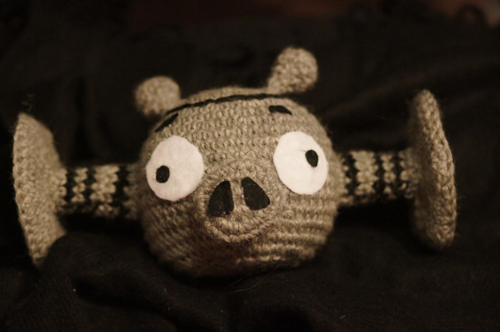 Amigurumi Angry Birds Star Wars : Elina virkkaa-Elinas crochet: Star Wars Angry Birds ...