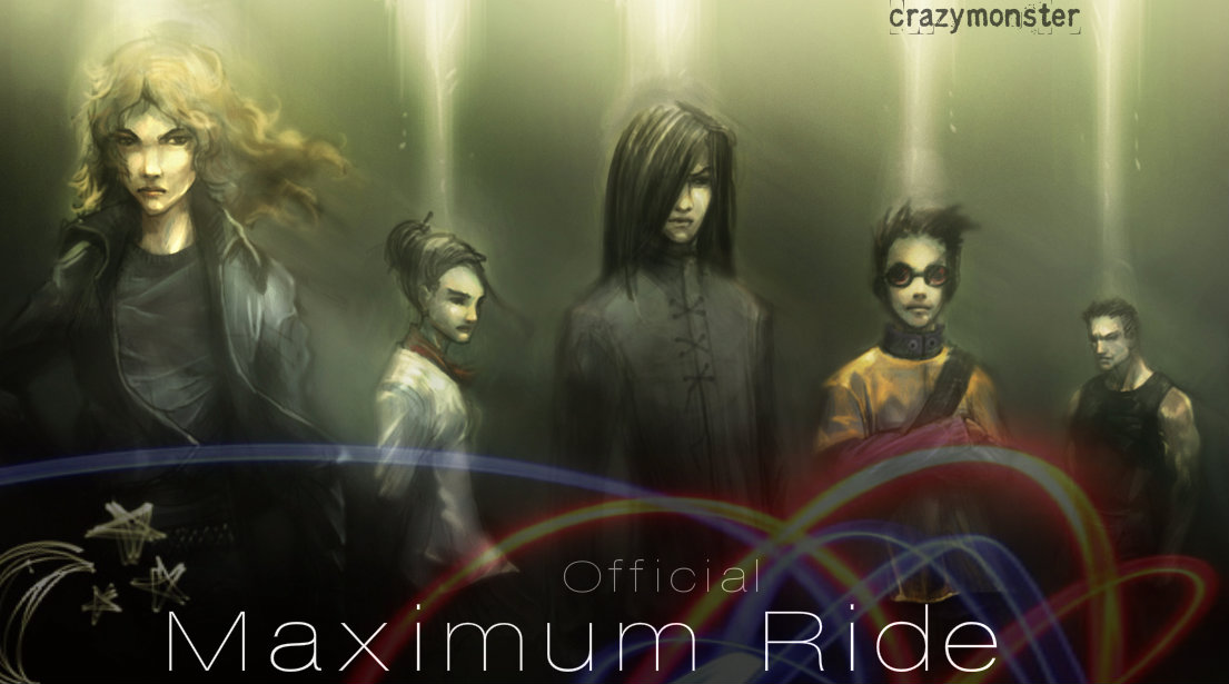 official maximum ride fansite maxride quotes