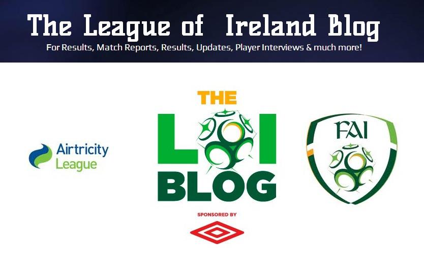 The League of Ireland Blog