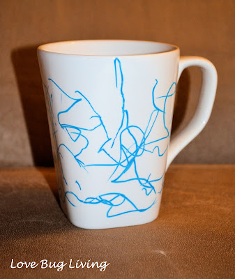 http://www.lovebugliving.com/2013/05/kid-painted-scribble-mug.html