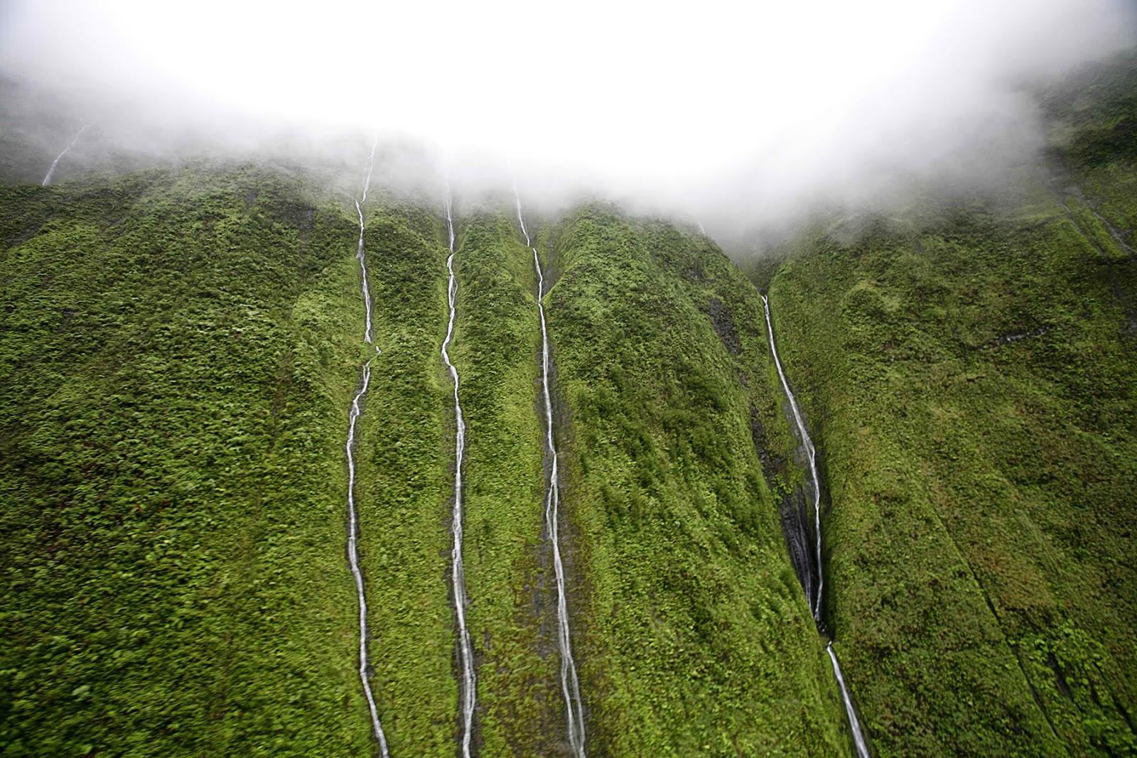 Mt. Waialeale, Kauai
