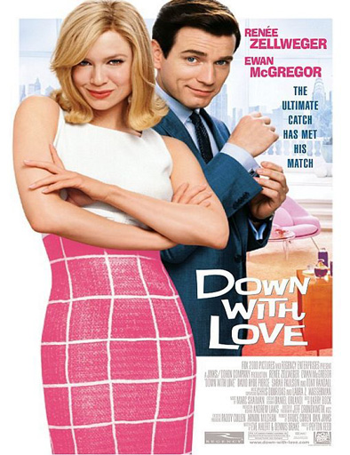 Ver Abajo el amor (Down With Love) (2003) Online