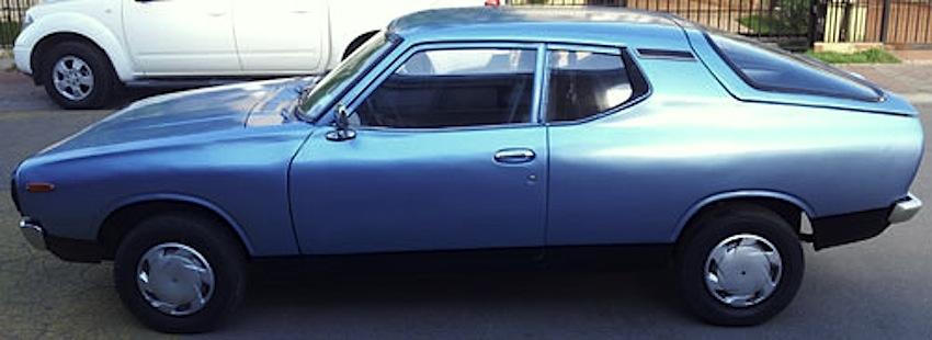 FAB WHEELS DIGEST (F.W.D.): Datsun Cherry Coupe - 2nd ...