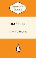 Orange penguin edition - Raffles the Amateur Cracksman by Hornung