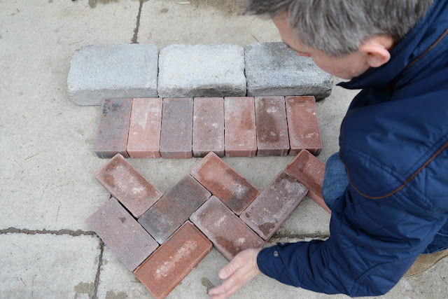red brick paver The Home Depot