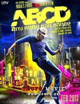 Cùng Nhảy Nào,ABCD - Any Body Can Dance