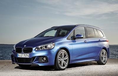 BMW Σειρά 2 Active Tourer και BMW Σειρά 2 Gran Tourer