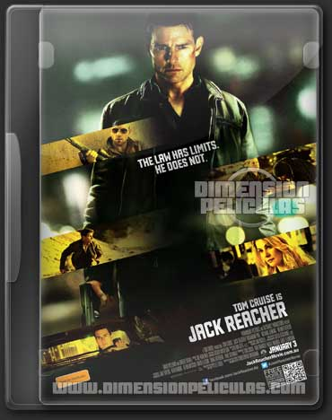 Jack Reacher (BRRip FULL HD Ingles Subtitulada) (2012)