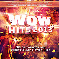 Wow Christian Hits 2012 CD album cover