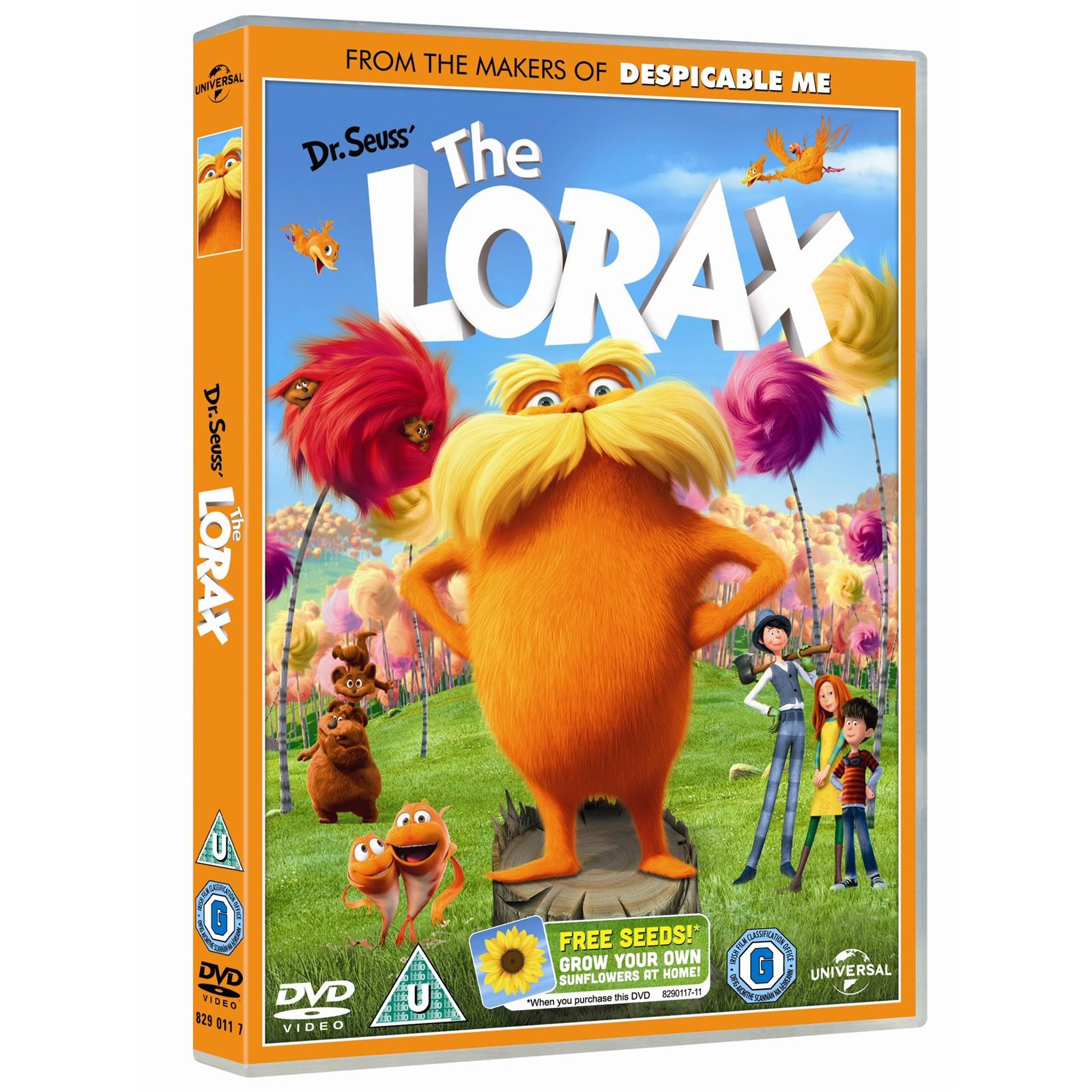 فيلم الأنيمىشن Dr. Seuss The Lorax 2012  مترجم جودة عالية