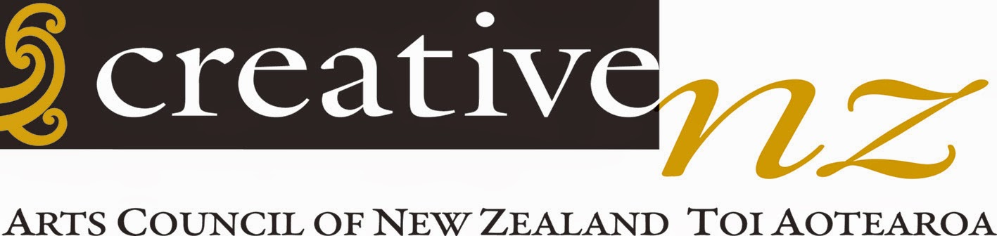 Funded by Creative New Zealand