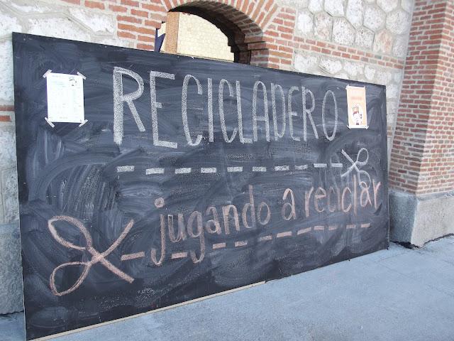 Matadero Madrid (El Recicladero)