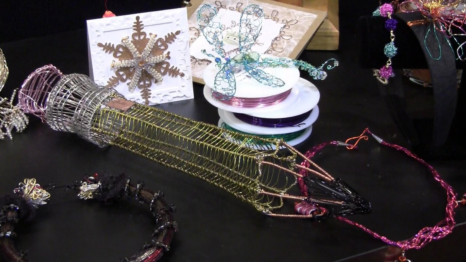 Artistic wire bracelet jig patterns ~ Just another WordPress site