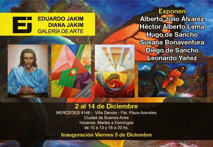 Expo de Arte Recomendada en Villa Devoto