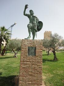 عبد الرحمن بن مروان الجليقي مؤسس بطليوس