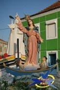 Nossa Sra dos Avieiros visita a Vila da Moita