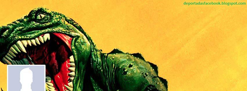 Portada de facebook de dinosaurio comiendote - Cambiar foto portada facebook ...