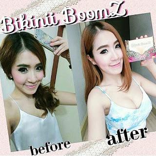 Bukti dan Testimoni Bikinii BoomZ