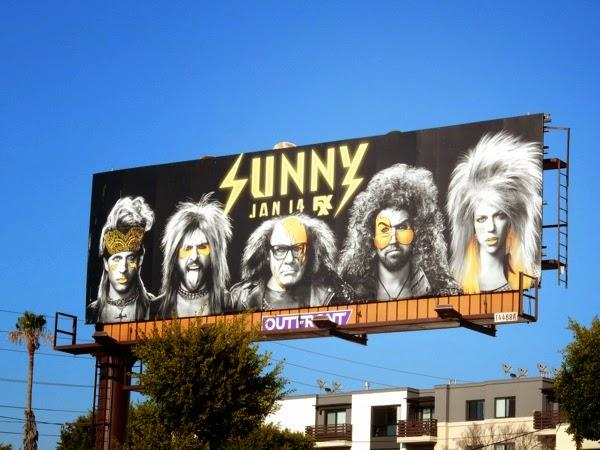It's Always Sunny in Philadelphia season 10 billboard