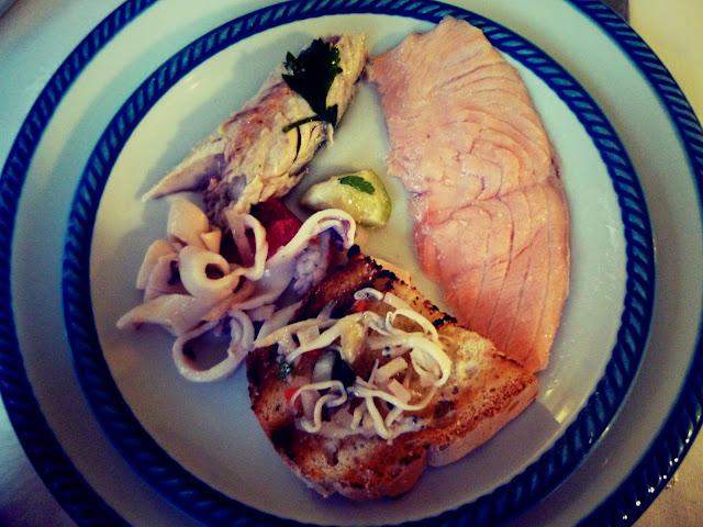 italian salmon