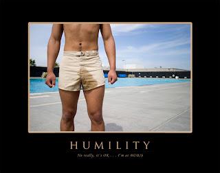Essay on humility