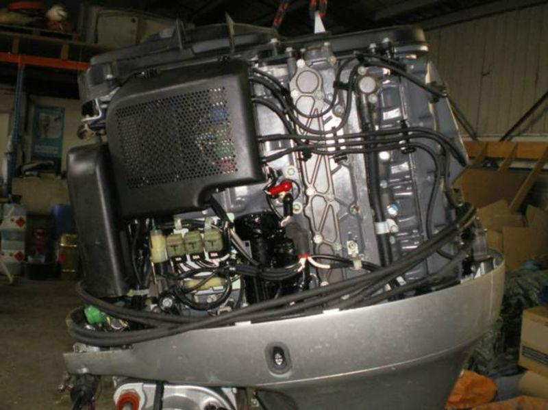 Ebay scam hunter honda outboard 4 stroke engine 115 hp for Honda 2 5 hp outboard motor