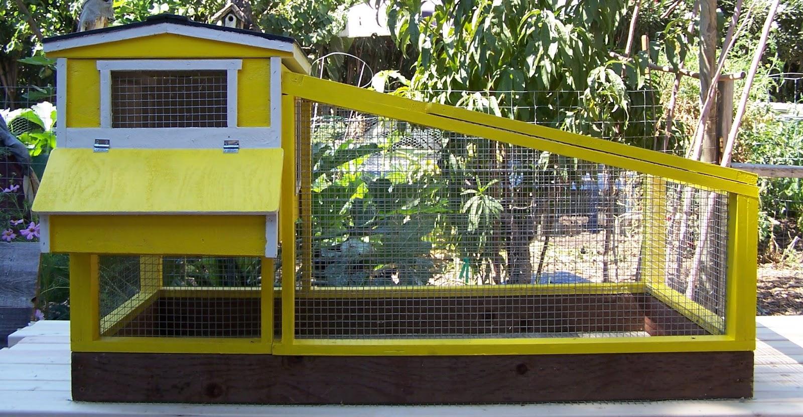 quail coop yellow customcoops com