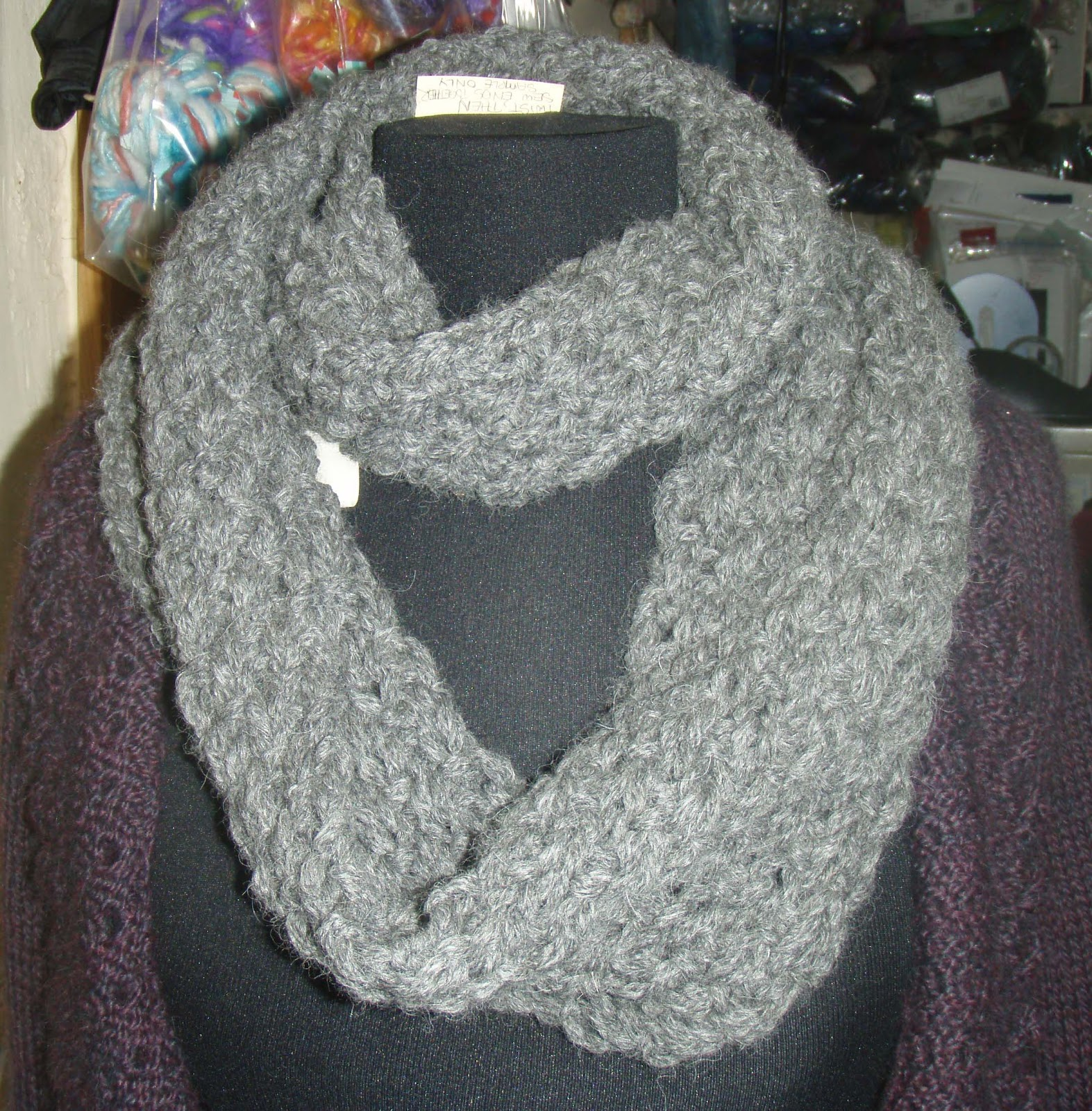 Sunspun: A quick winter knit and Rare Yarns are on sale