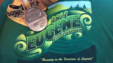 Eugene Half Marathon 2012