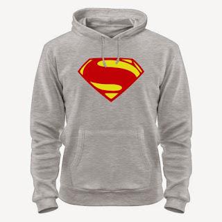 толстовки супермен купить