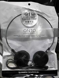 Headset Onto
