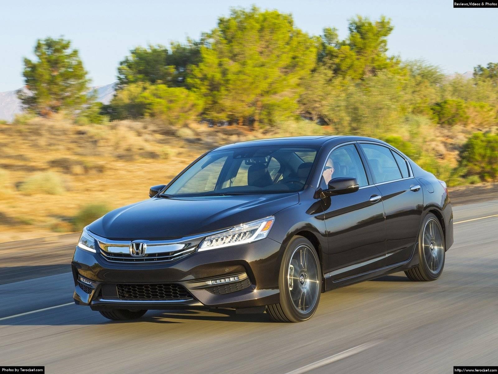 Hình ảnh xe ô tô Honda Accord 2016 & nội ngoại thất