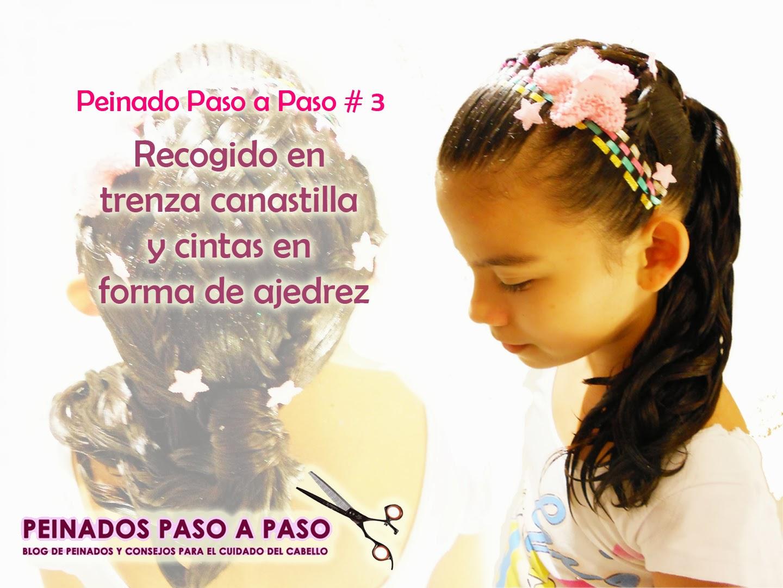 Peinados Paso A Paso Videotutorial Peinado Paso A Paso 3