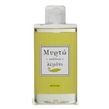 Greek Myrto lemon cologne