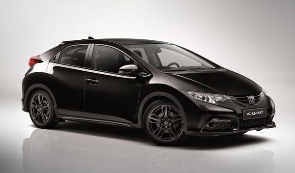 2015 Honda Civic Black Edition