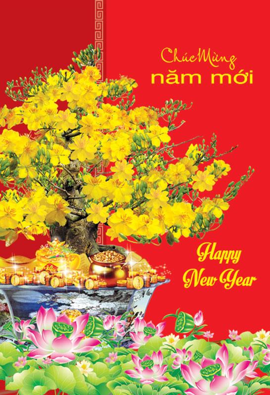 Hình ảnh chúc mừng năm mới