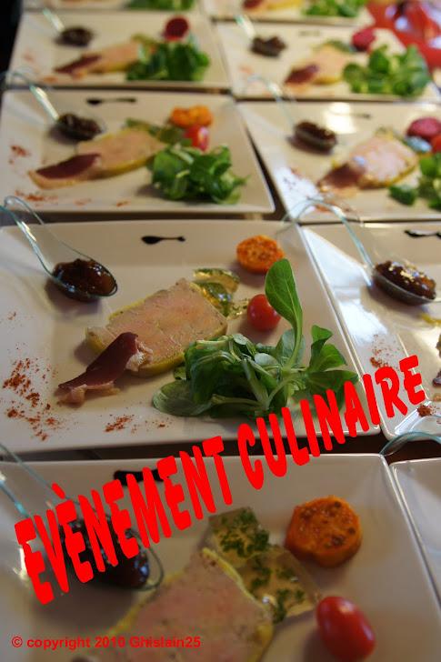 Evènement Culinaire
